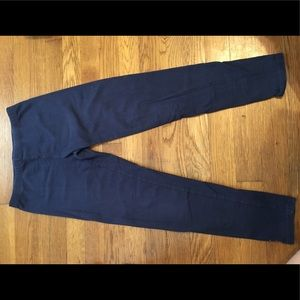 Ralph Lauren Navy Blue Leggings